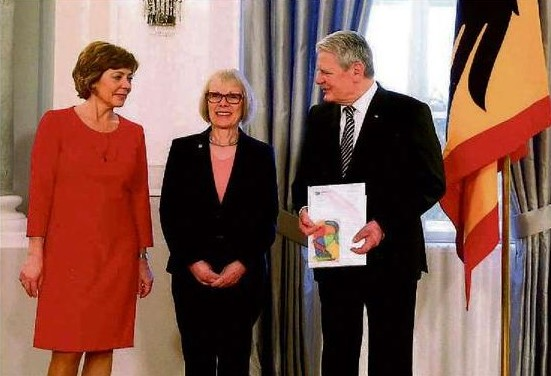Ingeborg Gauck 2016